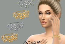 Bijoux - Sims 4