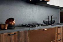 Townhouse kitchen