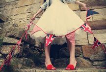 Brit Chic shoot