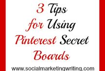 Pinterest / Tips and ideas to enhance the Pinterest experience.