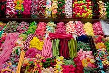 Candy and lollies