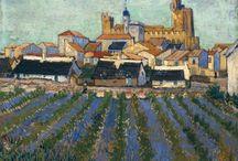 Art: Vincent van Gogh / by Norine Peebles