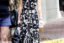 Celebrity style inspiration / by Alexandra Hernandez