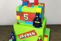 Lego Torte Lego Cake