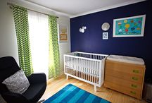Nursery Ideas / by Ali Hohn