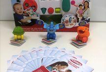 Kampania Playskool / Poznajcie linię zabawek Playskool, które rozwijają kreatywność, zdolności motoryczne i manualne dzieci już od najmłodszych lat.  #playskool #mojpierwszyprzyjaciel