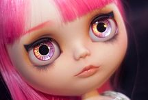 Dolls - custom / Custom dolls I found particularly beautiful + tips & tricks
