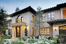 -Beautiful Homes- / by Leanne Bowman