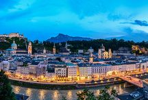 Salzburg: Winter city breaks / Salzburg is perfect for a short city breaks.