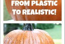 Autumn Days: Pumpkin Pleasures / by Jeanette Swalberg