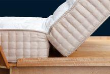 Hengsling av madrass