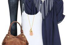 Wardrobe Ideas / by Jessica Antonini