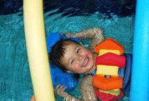 Radost z vody v našem Plaveckém Klubu Delfínek:-) / www.delfinek.cz