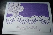 Bday cards handmade