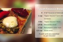 Sogno Toscano Meals in Minutes Video Recipes / Quick and easy recipes for you to enjoy with Songo Tocano's fresh products.