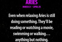 Aries stuff