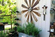 rustic outdoor ideas