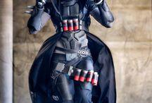 cosplay y otros