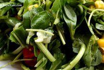 Salatalar / En güzel satala tarifleri