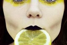 fruits faces