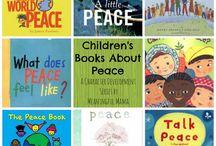 Peace.... in literature