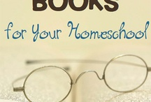 Homeschool  / by Tara Cahoon