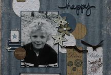 Pages - scrapbooking