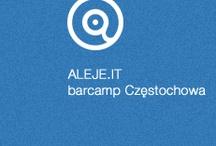 ...a w sierpniu... / zostaliśmy partnerem Barcampu Aleje.IT organizowanego w Częstochowie.