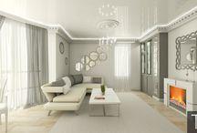 Пятигорск интерьер гостиной с эркером