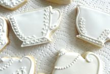 Tea Party Bridal Shower Ideas / Just some ideas of things I could do to help! Let me know what you think!! :)