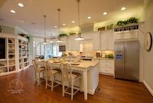 my kitchen some day  lol / by Brenda Johnson