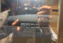 Viajes en AVE / Rápido, puntual... Trenes de alta velocidad en España