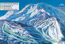 Maps: Mt Shasta Area