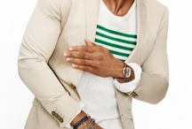 Spring Board / Men's Fashion for the spring. When looking for ideas on what to wear.