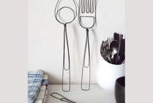 Riciclo grucce metallo/recycle wire hangers