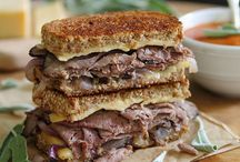 [ sandwiches ]