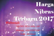 harga nibras terbaru 2017 / harga nibras terbaru 2017  Telp/SMS: 0812-3831-280 Whatsapp: +628123831280 PinBB: 5F03DE1D