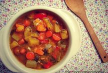 Recipes:- Healing Soups