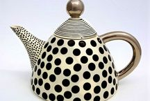 Pottery Teapots Ideas