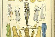 Одежда древнего египта.