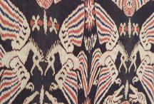 ikat, sarong , / indonesian textiles