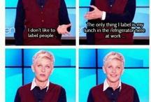 Ellen`s jokes