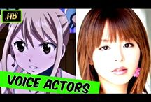 Fairy Tail Dragon Cry Characters And Voice Actors #Cast