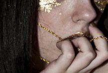 sparkle / gold