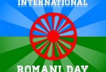 International Romani Day 2016 / The International Romani Day (April 8) is a day to celebrate Romani culture and raise awareness of the issues facing Romani people. The day was officially declared in 1990 in Serock, Poland, the site of the fourth World Romani Congress of the International Romani Union (IRU), in honour of the first major international meeting of Romani representatives, 7-12 April 1971 in Chelsfield near London.