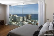 Room with a View / With so many stunning views to soak up in Rio de Janeiro, it would be a waste not to take a peak. Check out the best panoramic in our portfolio!