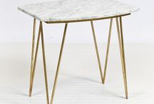 Coffe table / Side table inspiration