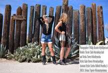 """""""Edges of Daylight"""" Fall 2015 Lookbook / Featuring brand new one-of-a-kind upcycled vintage pieces from Trendy and Tipsy and specially hand curated pieces from some of our favorite brands, including For Love and Lemons, Cotton Candy, and more! Shop the Lookbook now at 15% off when you use discount code """"DAYLIGHT"""" at checkout!"""