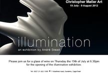 Exhibitions and Events / focus on art events in South Africa and South African artists exhibiting abroad.