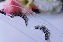 false synthetic mink lashes